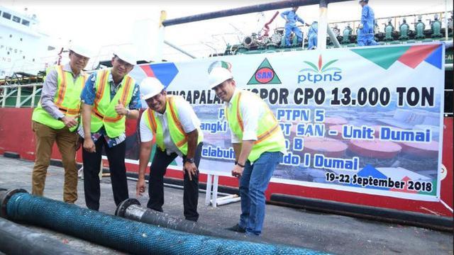 (Foto: Dok Holding Perkebunan PTPN III