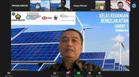 Kepala Badan Pengembangan Sumber Daya Manusia, Energi dan Sumber Daya Mineral Prahoro Yulijanto Nurtjahyo.