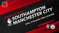 Southampton vs Manchester City (Liputan6.com/Abdillah)
