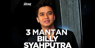 3 Mantan Kekasih Billy Syahputra