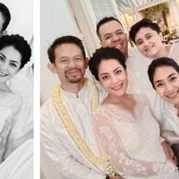 Lulu Tobing dan Bani M. Mulia (Sumber: Instagram/lutob/happysalma)