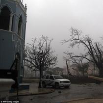 Badai Maria terjang Puerto Rico (AFP)