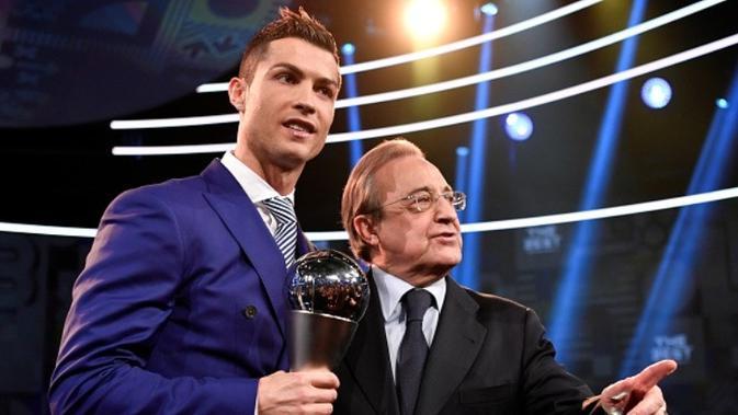 Cristiano Ronaldo Merasa Tak Dibutuhkan Real Madrid