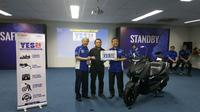 Begini Cara Yamaha Tingkatkan Pelayanan Pengguna Sepeda Motor (Arief A/Liputan6.com)