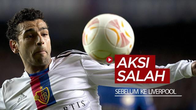 Berita video aksi-aksi menarik Mohamed Salah sebelum bersama Liverpool, termasuk ketika dirinya masih berseragam Chelsea.