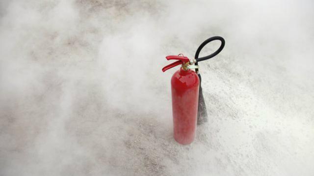 Ilustrasi alat pemadam kebakaran (iStock)