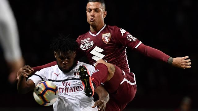 Tumbang di Kandang Torino, AC Milan Kian Terpuruk