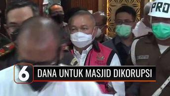 VIDEO: Dana Hibah untuk Masjid Dikorupsi Rugikan Negara Rp 116 Miliar, Alex Noerdin Jadi Tersangka