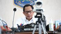 Menteri Dalam Negeri (Mendagri) Muhammad Tito Karnavian.