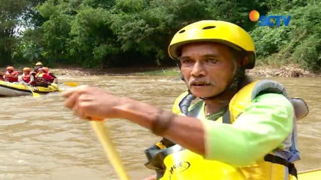 Aktivitas ini digelar oleh Komunitas Ciliwung Depok yang didirikan seorang aktivis lingkungan Taufiq DS 9 tahun silam.