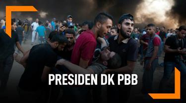 Misi RI Setelah Jadi Presiden Baru DK PBB