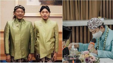 7 Momen Pernikahan Jagad Narendra Anak Bungsu Sujiwo Tejo, Dihadiri Soimah