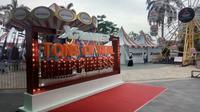 Tons of Real Happiness X Pander Hadir di Kota Pekanbaru. (M. Syukur/:Liputan6.com)