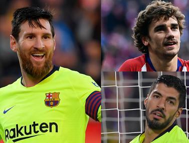 Top Scorer La Liga