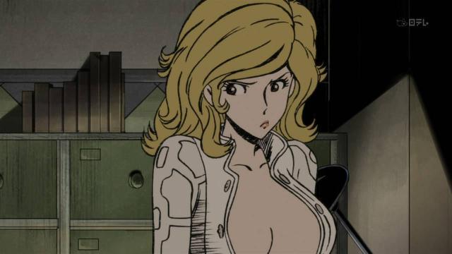 038547100 1422957208 Lupin The Third The Woman Called Fujiko Mine 003