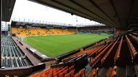 Markas Norwich City, Carrow Road, Norwich. (Premier League)