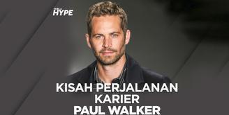 Paul Walker dan Perjalanan Kariernya sebagai Aktor