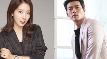 Akhirnya Hyun Bin kembali bermain drama seri setelah vakum selama tiga tahun. Ia dipastikan akan bermain dalam drama fantasi yang berjudul Memories of The Alhambra. (Foto: allkpop.com)
