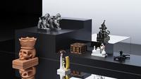 Berikut inspirasi furnitur unik untuk interior rumah bernilai seni. (Foto: Dok. IKEA)