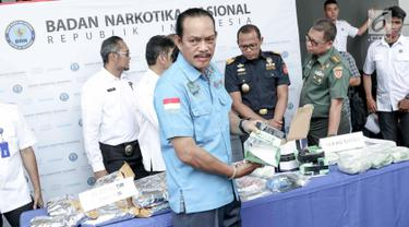 Penyelundupan Narkoba asal Malaysia