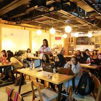 Lewat Girls In Tech, perempuan bisa terjun serta ke dunia teknologi. (Fotografer: Adrian Putra/FIMELA.COM)