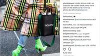 Ingin menggunakan busana bermotif? Mungkin motif kotak-kotak bisa menjadi inspirasi gaya fashion Anda selanjutnya. (Foto: instagram.com/@whowhatwear)