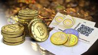 Ilustrasi Bitcoin (Liputan6.com/Sangaji)