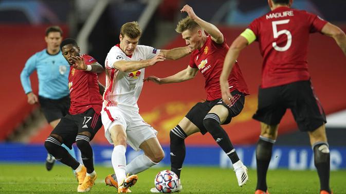 RB Leipzig vs Manchester United: Membandingkan Julian ...