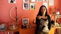 Amanda Mitsuri, owner Massicot Jewelry. (dok. Instagram Indonesia/Asnida Riani)