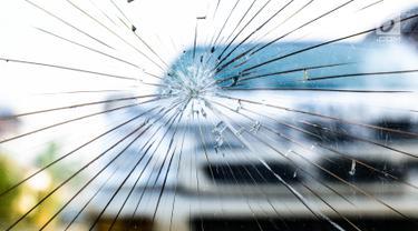 Ilustrasi Kecelakaan Mobil