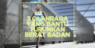 3 Olahraga Ini Bantu Kamu Turunkan Berat Badan