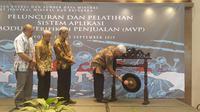 Kementerian Energi Sumber Daya Mineral (ESDM) meluncurkan aplikasi Modul Verifikasi Penjualan (MVP).