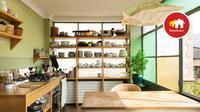 Penting untuk mendesain dapur agar praktis dan fungsional, tanpa melepaskan nilai estetika ruang.