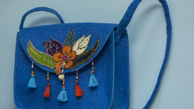 Hasil gambar untuk tas dari kain flanel