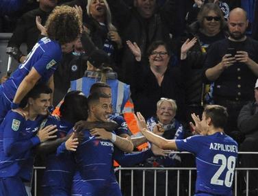 Liverpool, Chelsea, Piala Liga Inggris