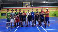 Tim basket NTT yang ikut Pra PON (ist)