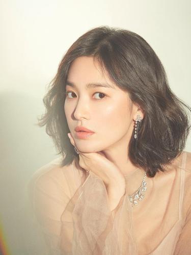 Song Hye Kyo (Instagram/ @kyo1122 foto oleh @mokjungwook)