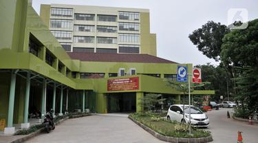FOTO: RSUD Depok Ditetapkan Sebagai Rumah Sakit Khusus Covid-19