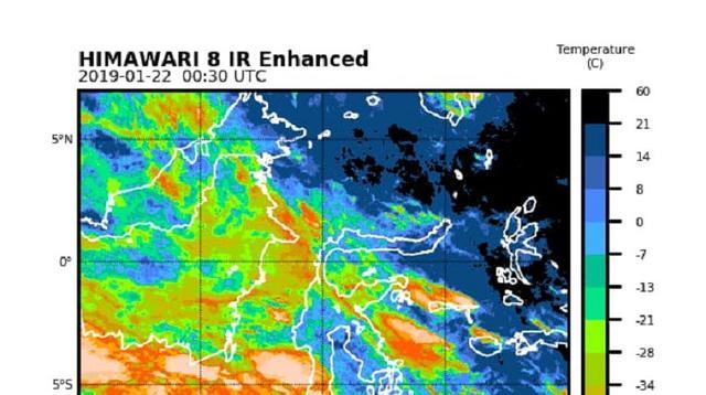 Gelombang Laut Hingga 6 Meter, BMKG Imbau Warga Pesisir di Sulsel Waspada (Liputan6.com/ Eka Hakim)