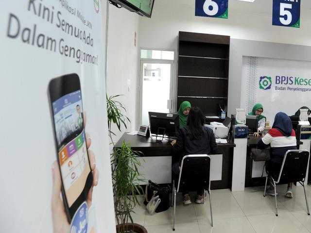 2020 Bpjs Kesehatan Targetkan Antrean Online Terintegrasi Mobile Jkn Health Liputan6 Com