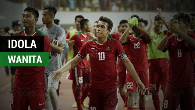 Berita video bintang-bintang Timnas Indonesia U-19 yang diidolakan para wanita di media sosial. Siapa saja mereka?