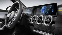 Mercedes-Benz User Experience akan hadir untuk model kompak.