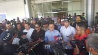 Pimpinan parlemen tegaskan kunjungan ke korban gempa dan tsunami Palu-Donggala tak ada muatan politik.
