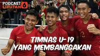 Podcast Bola: Timnas U-19 yang Membanggakan (Tri Yasni)