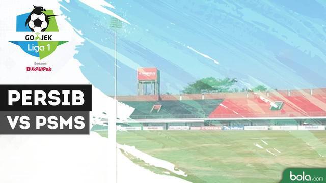 Berita video gol Felipe Martins pada pertandingan lanjutan Gojek Liga 1 2018 bersama Bukalapak antara Persib Bandung melawan PSMS Medan yang berakhir dengan skor 0-1 di Stadion I Kapten I Wayan Dipta, Jumat (9/11/2018).