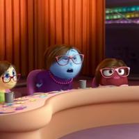 Adegan dalam film 'Inside Out'. Foto: Youtube