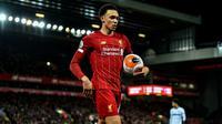 Bek Liverpool, Trent Alexander-Arnold. (Dok. Liverpool FC)