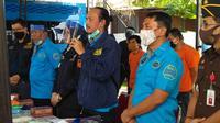 Jumlah penyalahgunaan narkoba di Sumut terkait penyalahgunaan narkoba mengalahkan Daerah Khusus Ibu Kota (DKI) Jakarta.