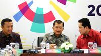 Menteri Pemuda dan Olahraga (Menpora), Imam Nahrawi, dalam waktu dekat bakal mengumumkan cabang olahraga yang akan dikurangi di Asian Games 2018. (Kemenpora)