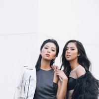 Maria & Elizabeth Rahajeng for FIMELA.com
